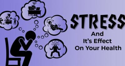 Stress and How It Effects Your Health