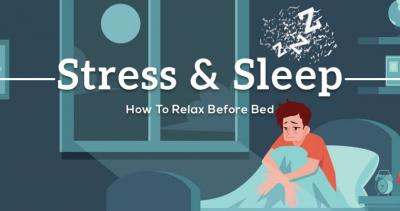 Stress Vs. Sleep